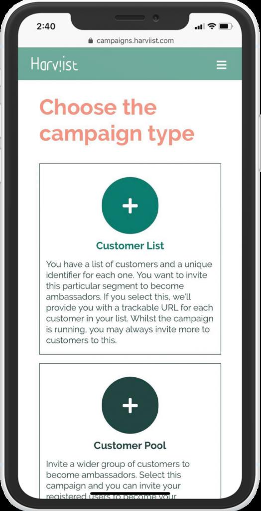 customer referral marketing software